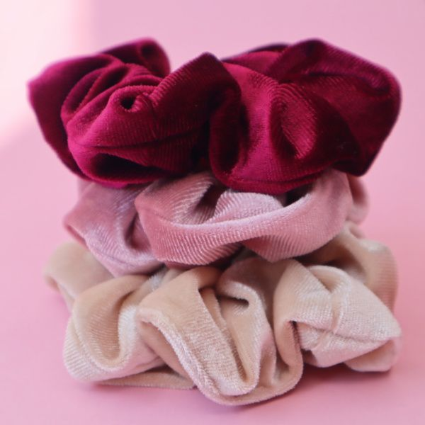 Scrunchie Rude Nudes Collection - Champagne